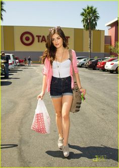 Lucy Hale (September 2011)