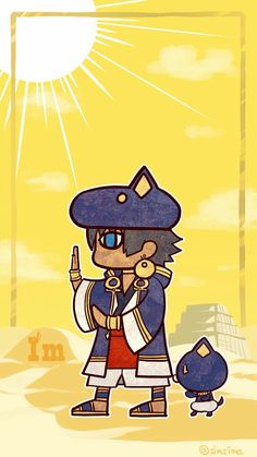 Fond d'écran Wallpaper Imhotep and Anubis (1/3) Im-Great Priest Imhotep Makoto Morishita's Twitter @sinsimo I Love Anime, Me Me Me Anime, Anubis, Undertale Au, Manga Anime, Animation, Cosplay, Japan, Cartoon