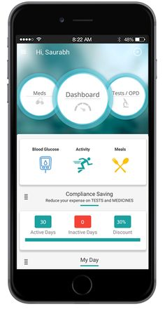 Diabetes Management System | Control Diabetes with BeatO Very useful App for diabetes. All diabetic India food that I cook is available on the App. Very good app for diabetes care. Diabetes coach online is a good feature. http://goo.gl/DtTrok