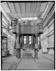 building 390; Mare Island Naval Shipyard, Forge Shop