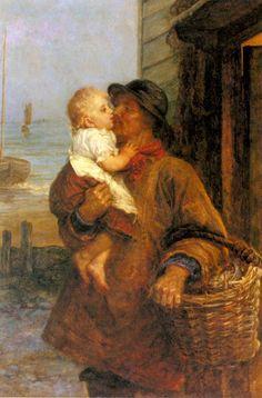 Frederick Morgan (1847 – 1927, English)
