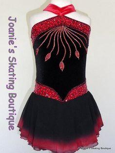 Skate, dance, baton dresses