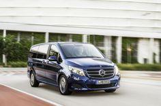 Nieuwe Mercedes-Benz V-Klasse leverbaar vanaf 55.960,-