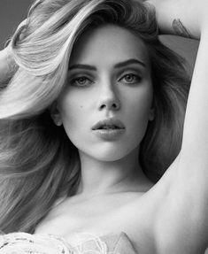 Pure Beauty #Scarlettjohansson