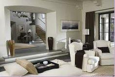 sunken living room - Google Search