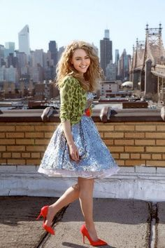 Carrie Diaries!  Very excited to see it.