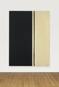Barnett Newman 1905 Black Fire I. Abstract painting, Black and white. Famous Abstract Artists, Best Abstract Paintings, Picasso Paintings, Abstract Painters, Modern Artists, New Artists, Art Paintings, Barnett Newman, Action Painting