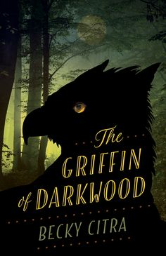 The Griffin of Darkwood by Becky Citra.  After 12-year-old Will Poppy's mother dies, he finds himself moving to a run-down castle with an aunt he loathes and servants who are up to no good - and that's just the beginning of his troubles.
