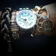 Michael Kors #ArmCandy
