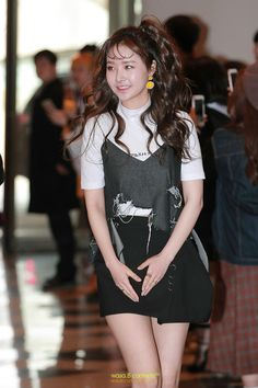Dal Shabet Woohee @ 2017 Seoul Fashion Week