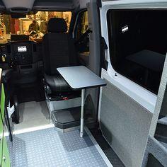 alaska-camper-vans | Gallery Van Conversion Floor, Ford Van Conversion, Diy Van Conversions, Van Conversion Interior, Sprinter Van Conversion, Mercedes Sprinter, Sprinter Camper, Benz Sprinter, Nissan Vans