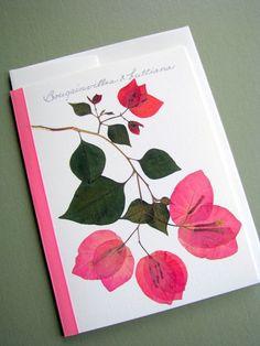 Popular items for bougainvillea flower on Etsy