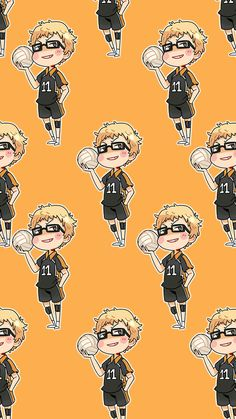 Read from the story ☾ Haikyuu + Wallpapers. Tsukishima Kei, Haikyuu Karasuno, Haikyuu Fanart, Haikyuu Anime, Haikyuu Wallpapers, Animes Wallpapers, Cute Wallpapers, K Wallpaper, Trendy Wallpaper