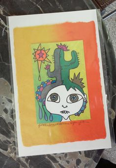Two Kids in Arizona by spitfaced on Etsy