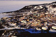 Antarktis: McMurdo Station