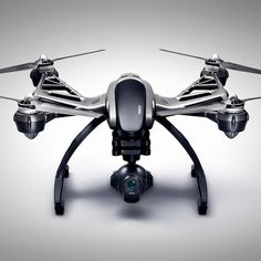 Yuneec's Typhoon Q500 Drone with 4K Camera: A hyper-sleek high flyer with superb video capturing capabilities