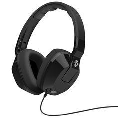 Skullcandy Crusher Over-Ear Sound Isolating Headphones - Black : Over-Ear Headphones - Best Buy Canada