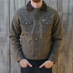 <?php echo $this->htmlEscape($_product->getName()) ?>  Iron & Resin Rambler Jacket