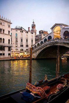Venice Venice...
