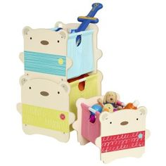 stacking toy boxes http://wallartkids.com/kids-toy-storage-ideas