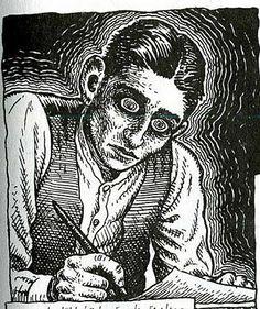 Grafados: Uma Confusão Cotidiana — Franz Kafka (miniconto)