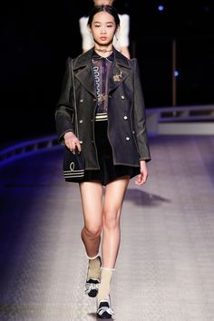 Tommy Hilfiger Fall 2016 Ready-to-Wear Fashion Show - Huan Zhou