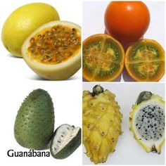 Exotic Fruits from #Colombia