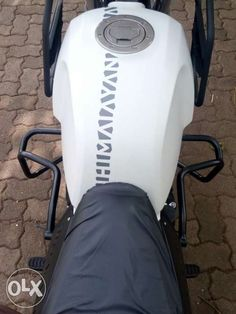 Archive: RE himalayan leg guard and panniers fitting set - Mumbai - Bikes - Juhu