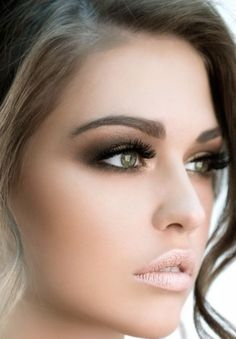 Destination Wedding Makeup Tutorial : Makeup - Smokey Eyes on Pinterest Smokey Eye, Brown ...