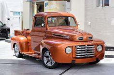 f1 ford pickup | Ford F1 - 1950