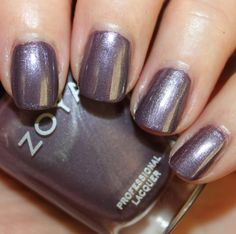 Can't wait to try this one next! Zoya Mirrors Collection - Nimue