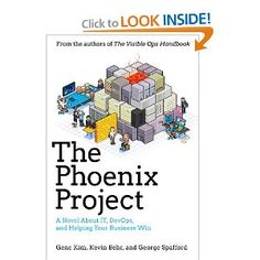 The Phoenix Project: A Novel About IT, DevOps, and Helping Your Business Win - Interesting novel Make Business, Reading Room, Phoenix, Novels, Books, Projects, Behr, Amazon, Log Projects