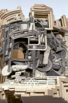 livres sculptes Brian Dettmer-26