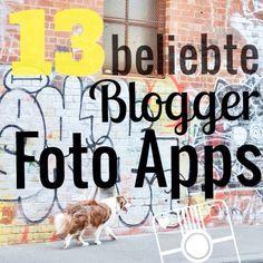 Blogger-Foto-apps