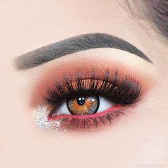 58 Stunning eye makeup ideas #eyemakeup #eyeshadow