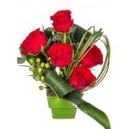 Trandafiri Sfantul Valentin