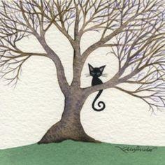 glendora stray cat by lori alexander