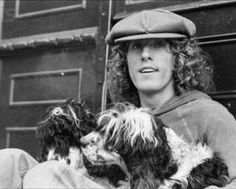The singer and front man from The Who, Roger Daltrey