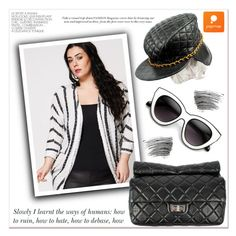 """""""Popmap"""" by popmap ❤ liked on Polyvore featuring mode, Chanel, INDIE HAIR et Bobbi Brown Cosmetics"""