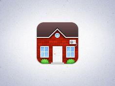 #House Icon by Umar Irshad