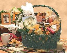A Gift of Grace Sympathy Gift Basket (Lg)-Bereavement Gift Baskets - Oxemize.com