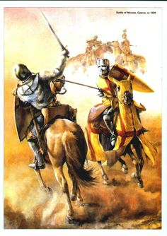Medieval Total War Italia - raccolta materiale illustrativo