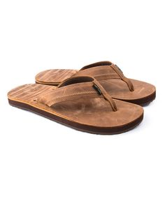 7320e6cb5074 The Trestles is a waterproof full-grain leather sandal with no break in  period for