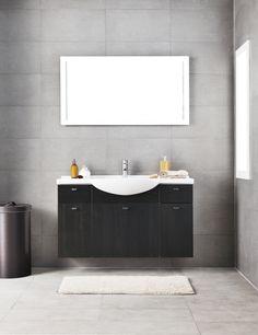 IDO Mosaik -tasoaltaan molemmilla puolilla on hyvin laskutilaa. Bathroom Lighting, Vanity, Mirror, Furniture, Home Decor, Bathroom Light Fittings, Dressing Tables, Bathroom Vanity Lighting, Powder Room