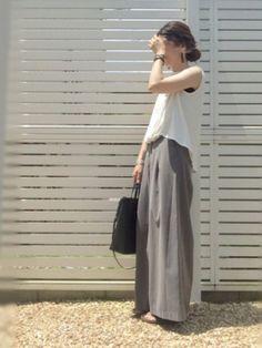 miiim☺︎|SHIPS for womenのTシャツ/カットソーを使ったコーディネート - WEAR