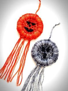 Halloween Hanging Ornament by Vickie Howell