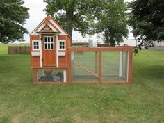 Chicken Coop with Run | Do It Yourself Home Projects from Ana White
