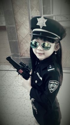 My little cop