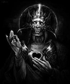 Saint by Apterus.