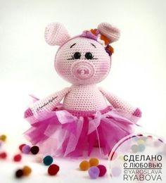 PDF Сладка парочка свинок. Бесплатный мастер-класс, схема и описание для вязания поросенка амигуруми крючком. Вяжем свинку своими руками! FREE amigurumi pattern. #амигуруми #amigurumi #схема #описание #мк #pattern #вязание #crochet #knitting #toy #handmade #поделки #pdf #рукоделие #свинка #свин #поросенок #поросёнок #свинья #pig #piglet